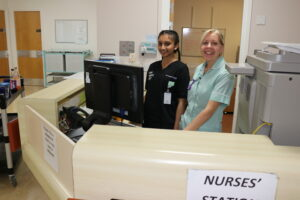 Work experience - Wards